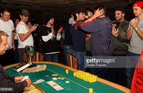 Jay Ferguson , Poker Tournament